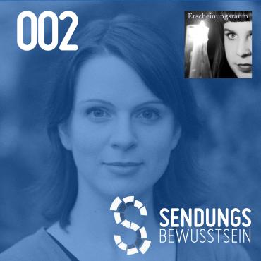 SB-002 Katrin Rönicke - Erscheinungsraum