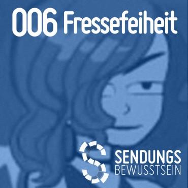 SB-006 Lina Madita – Fressefreiheit