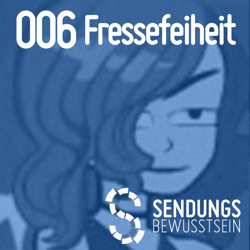 SB-006 Lina Madita - Fressefreiheit