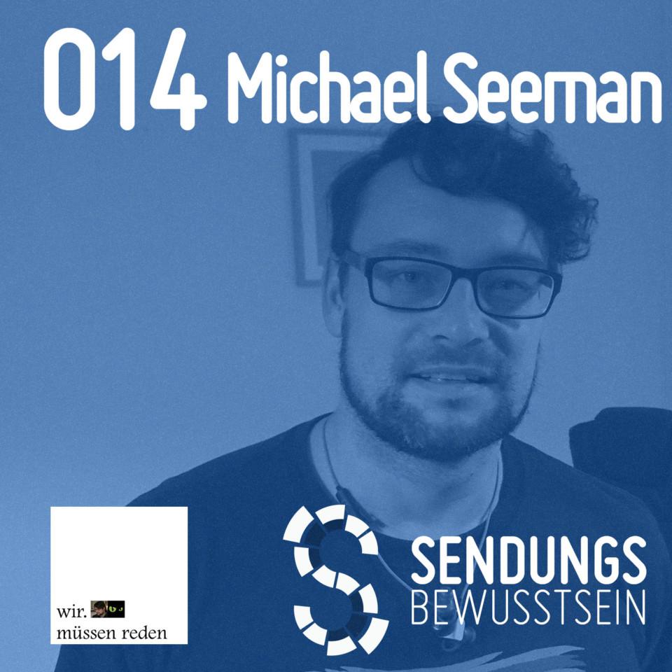 SB-014 Michael Seeman (@mspro)