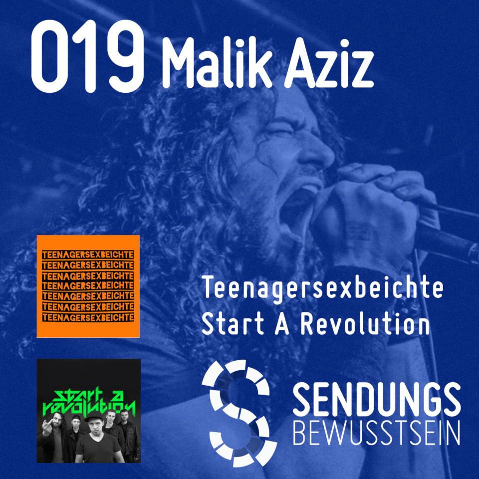 SB-019 Malik Aziz