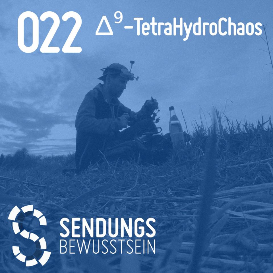 SB-020 Δ⁹-TetraHydroChaos