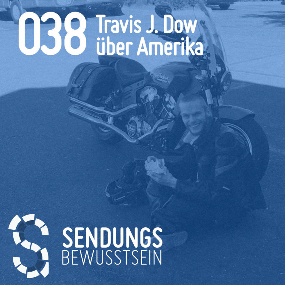 SB-038 Travis J. Dow (über Amerika)